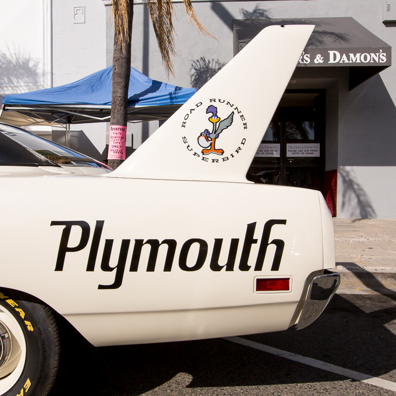 Plymouth Super Bird