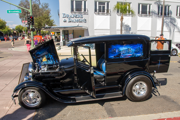 29 Ford Model A Sedan Delivery